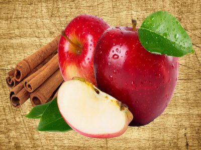Tasty Kokos Appel-kaneel
