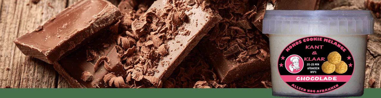 Tasty chocolade